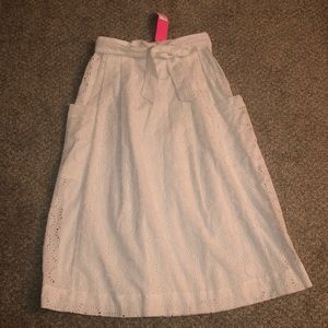 Lilly Pulitzer long skirt. 2